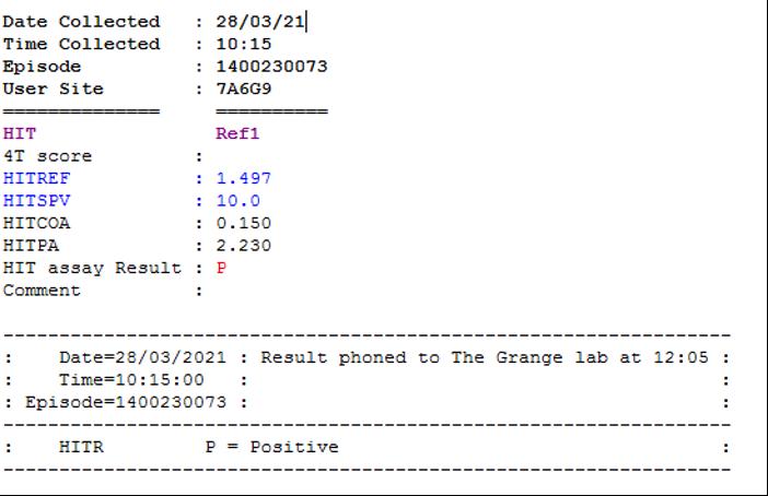 7.1i - D dimer Case Study 4